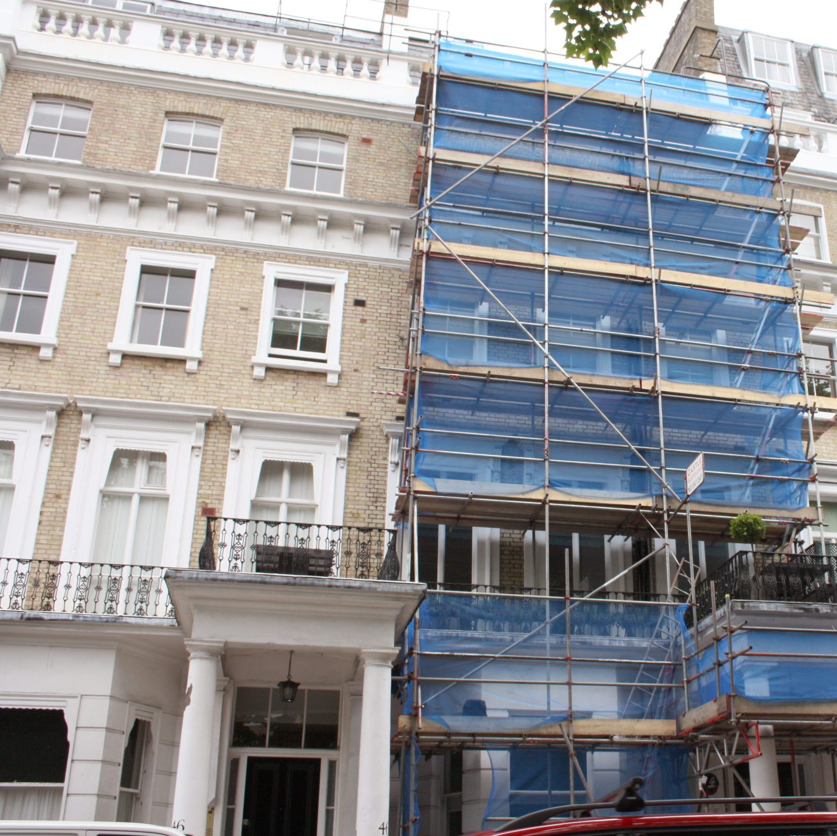 Block Management and Property Maintenance painting and decorating