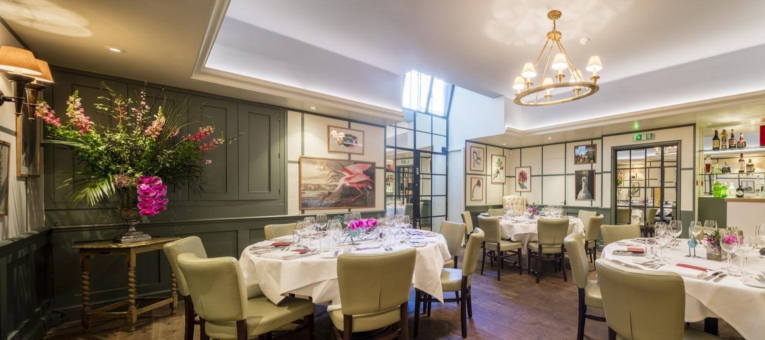 Commercial Painting Contractors London Restaurant