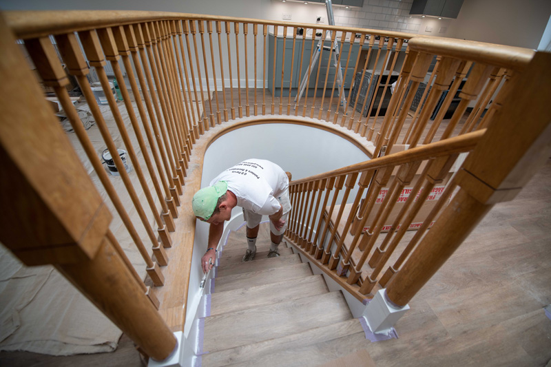 residential painting and decorating london
