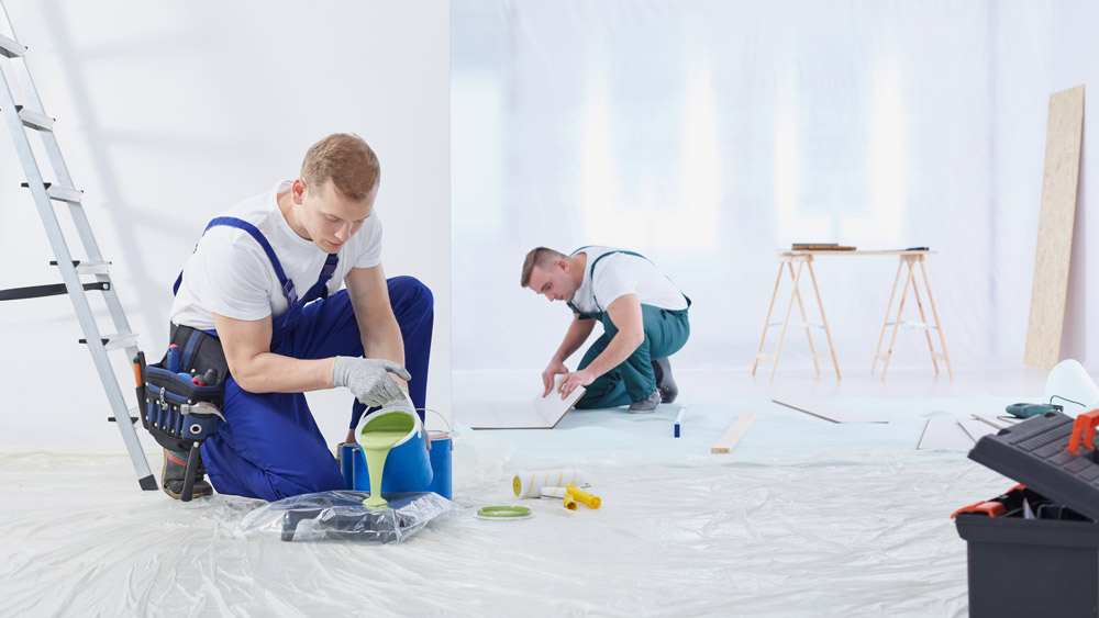 choosing your painter and decorator